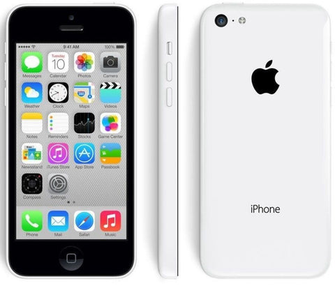 Apple iPhone 5c 16GB - White A1532