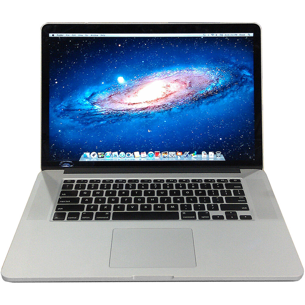 Apple Macbook Pro A1398 i7-3820QM 2.70GHz 16GB RAM No Hard Drive
