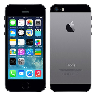 Apple iPhone 5s 16GB - Space Gray A1453