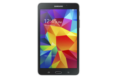 "Samsung Galaxy Tab 4 SM-T237P 16GB, Black, 7"" Tablet"