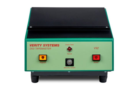 Verity Systems V92 Digitape Master Degausser ZZ-009-157