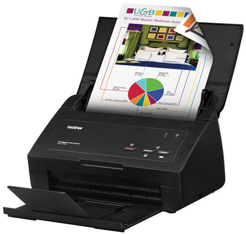 Brother ImageCenter ADS-2000 High-Speed Duplex Document Scanner