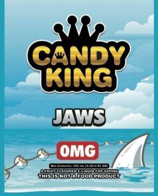 Candy King - Jaws | Major Vapour