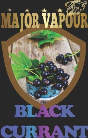 Major Vapour - Black Currant
