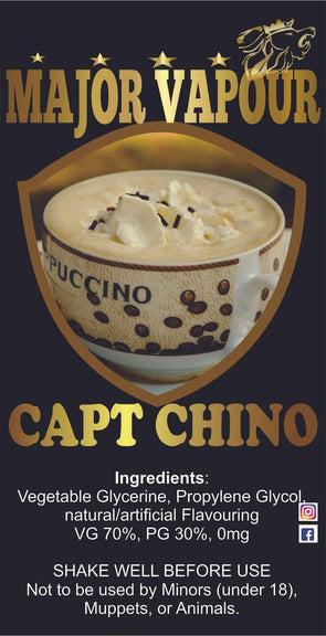 Capt Chino - Major Vapour