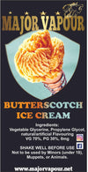 Butterscotch Ice Cream | Major Vapour - Major Vapour