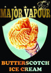 Major Vapour - Butterscotch Ice Cream