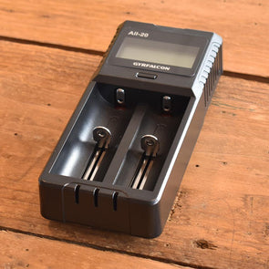 Gyrfalcon All-20 2 Bay Charger - Major Vapour