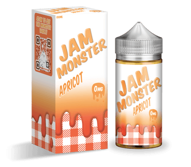 Jam Monster - Apricot | Major Vapour
