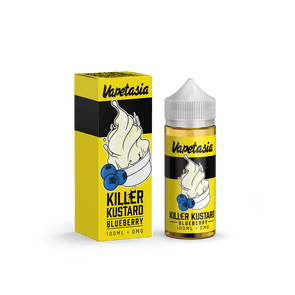 Killer Kustard Blueberry - Major Vapour