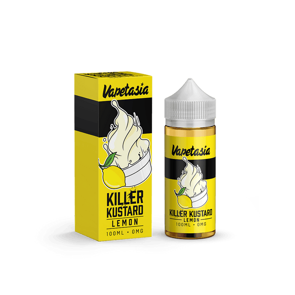 Vapetasia - Killer Kustard Lemon | Major Vapour - Major Vapour