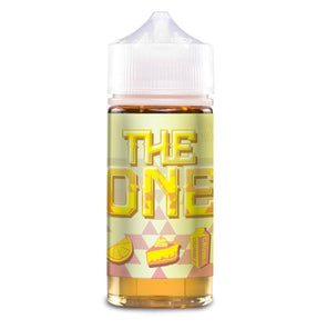 The One by Beard - Lemon Crumble Cake | Major Vapour