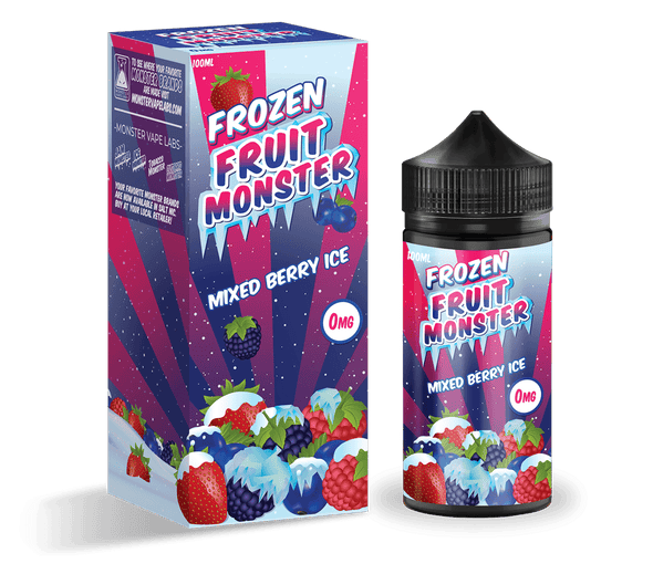 Frozen Fruit Monster - Mixed Berry Ice | Major Vapour