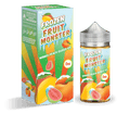 Frozen Fruit Monster - Mango Peach Guava Ice | Major Vapour