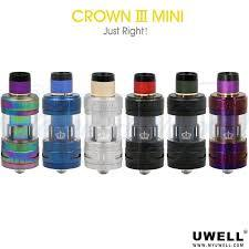 Uwell - Crown 3 Sub-ohm Tank - Major Vapour