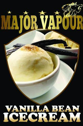 Major Vapour - Vanilla Bean Ice Cream