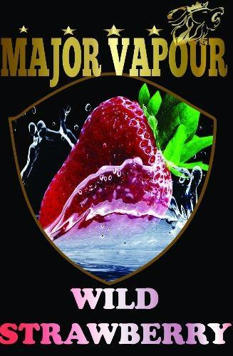 Major Vapour - Wild Strawberry
