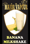 Major Vapour - Banana Milkshake
