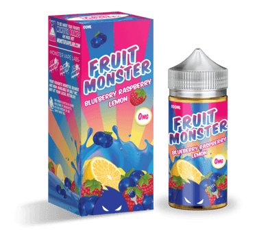 Fruit Monster - Blueberry Raspberry Lemon | Major Vapour - Major Vapour