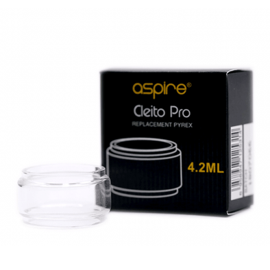 Aspire Cleito Pro replacement Glass | Major Vapour - Major Vapour