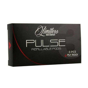 Pulse Refillable Pods 3 Pack