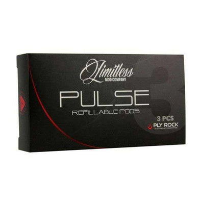 Pulse Refillable Pods 3 Pack - Major Vapour