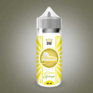 King's Cloud - Lemon Meringue | Major Vapour - Major Vapour