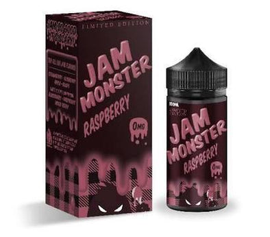 Jam Monster - Raspberry | Major Vapour - Major Vapour