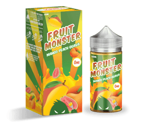 Fruit Monster - Mango Peach Guava | Major Vapour - Major Vapour