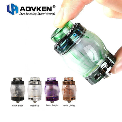 Advken Manta RTA Resin Edition | Major Vapour