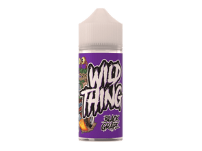 Wild Thing - Black Grape | Major Vapour - Major Vapour
