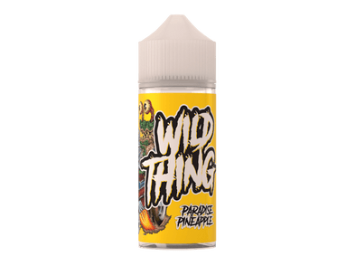 Wild Thing - Paradise Pineapple | Major Vapour - Major Vapour