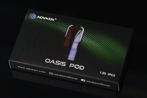 Advken Oasis Replacement Pods Cartridge | Major Vapour - Major Vapour
