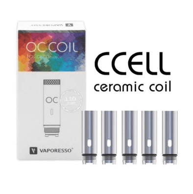 Orca CCell Replacement Coils