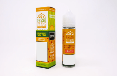 Fresh Farms - Strawberry Buttercake | Major Vapour