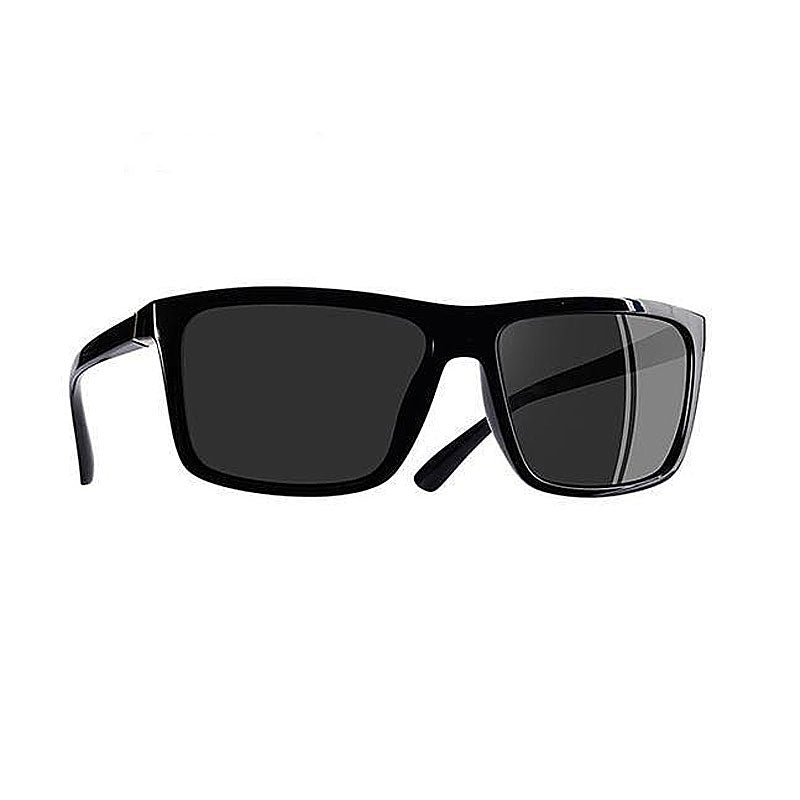 UV400 Square Frame Polarized Sunglasses