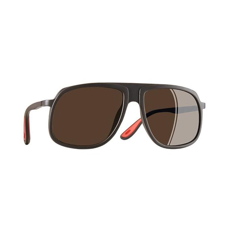 UV400 Square Polarized  Square Sunglasses