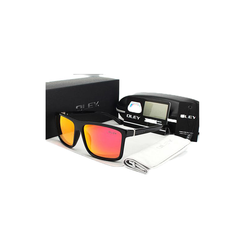HD Polarized Unisex Driving Goggles