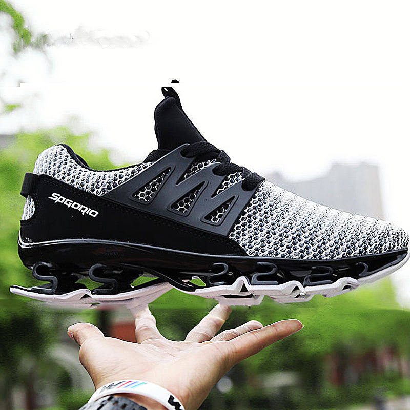 Mesh Shock Absorption Comfortable Sneakers