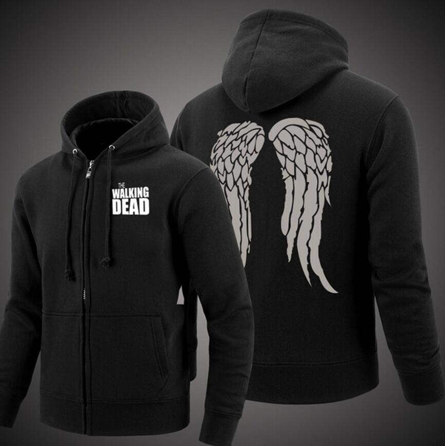 The Walking Dead Zipper Hoodie