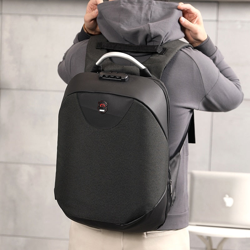 USB Waterproof Laptop Backpack