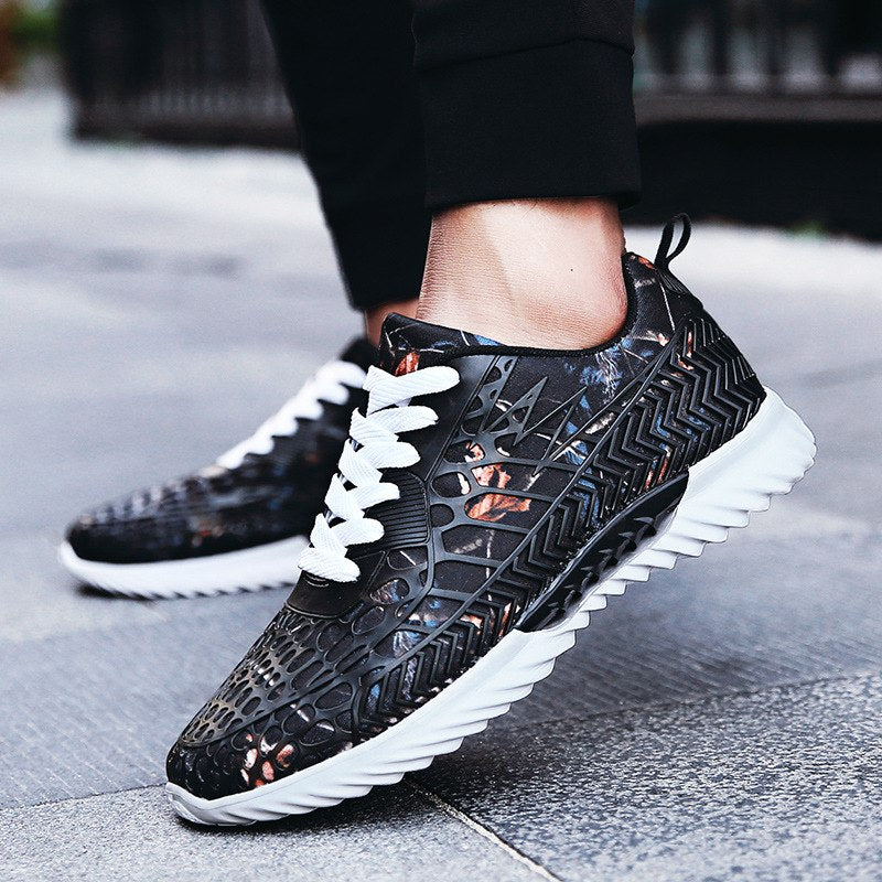 Light  Breathable  Running Shoes
