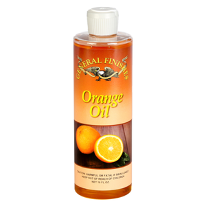 Orange Oil Furniture Polish