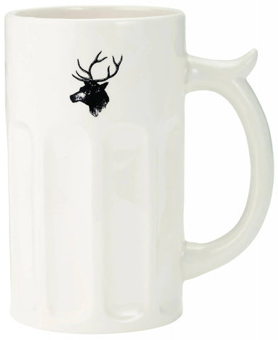 Rae Dunn Classic Stag Beer Stein