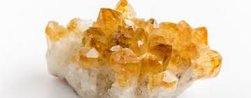 Raw Citrine November Birthstone