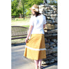 Gold Dragonfly Skirt, Lady by Design Apparel