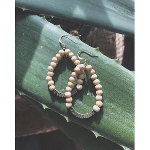 Rae Mini Beaded Earrings