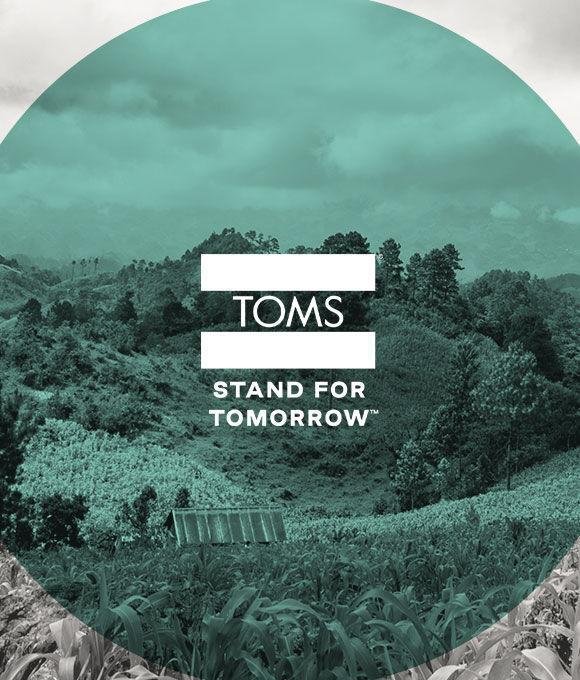 Sustainability at TOMS