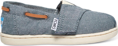 Chambray Tiny TOMS Biminis