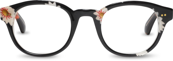 Benford Black Pink Floral/Hot Pink | Optical Frame Only